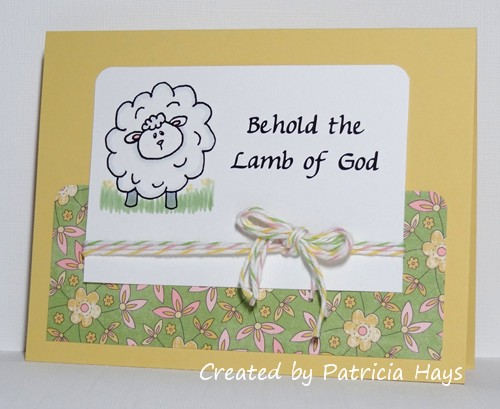 Easter lamb cards to make Best postcards 2017 photo blog – Religious Easter Cards to Make